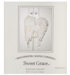 Greenleaf & Bridgwater SWEET GRACE  Large Scented Envelope Sachet